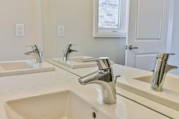 Audrey double sink