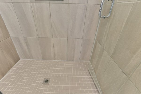 Audrey shower finishes