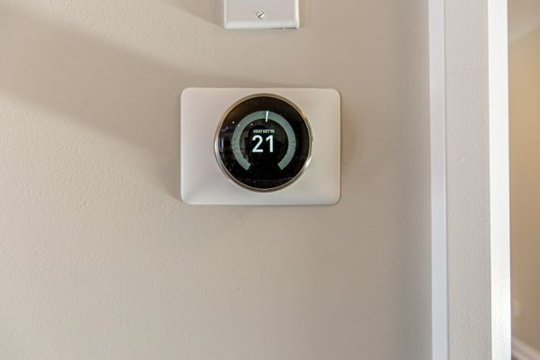 Audrey programmable thermostat